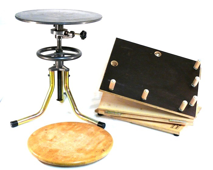 Bonsai turntables